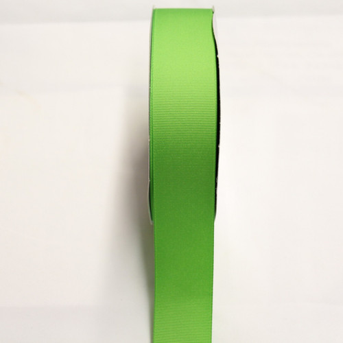 "Size     : 1 1/2"" Color   : Lime Green Type    : Grosgrain Ribbon Length : 50 yard/spool"
