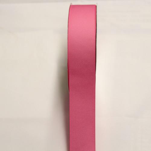 "Size     : 1 1/2"" Color   : Med. Pink Type    : Grosgrain Ribbon Length : 50 yard/spool"