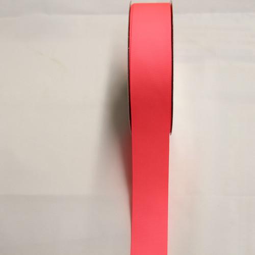 "Size     : 1 1/2"" Color   : Neon Pink Type    : Grosgrain Ribbon Length : 50 yard/spool"