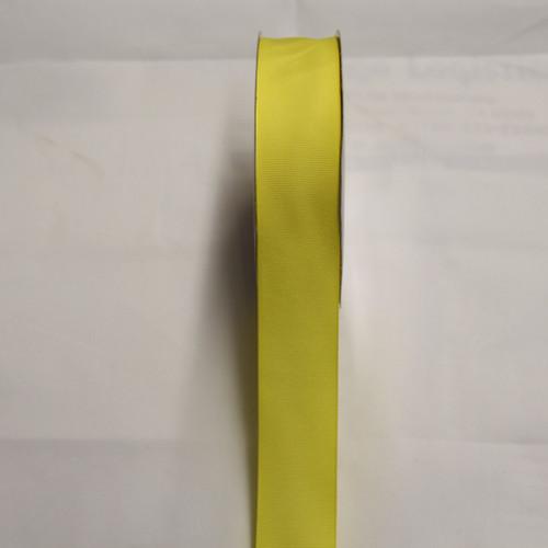"Size     : 1 1/2"" Color   : Yellow Type    : Grosgrain Ribbon Length : 50 yard/spool"