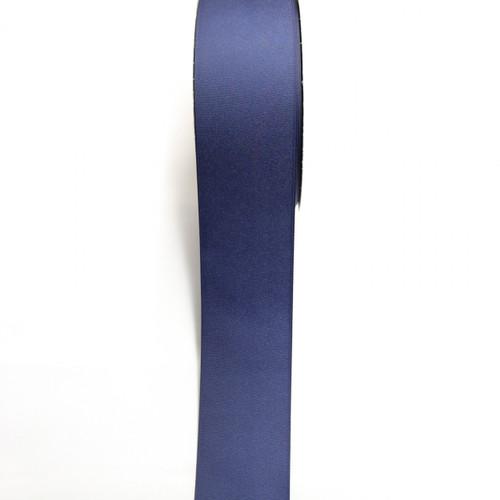 "Size     : 2 1/4"" Color    : Navy Blue Type    : Grosgrain Length : 50 yard/spool"