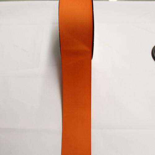 "Size     : 2 1/4"" Color    : Orange Type    : Grosgrain Length : 50 yard/spool"