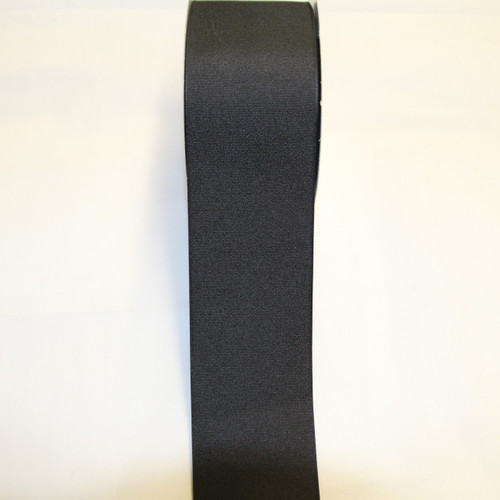 "Size     : 3"" Color    : Black Type    : Grosgrain Length : 50 yard/spool"