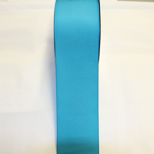 """Size     : 3"""" Color    : Turquoise Blue Type    : Grosgrain Length : 50 yard/spool"""
