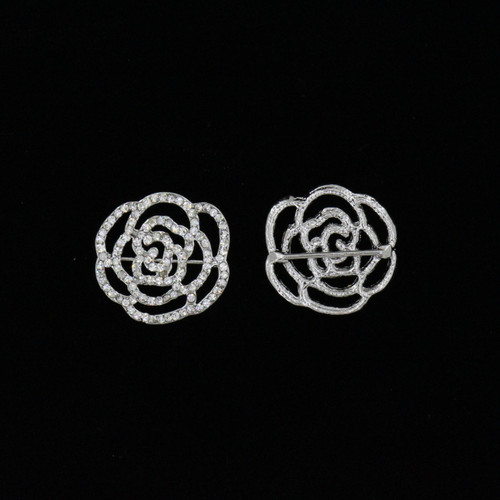 Rose Buckle (1pc)