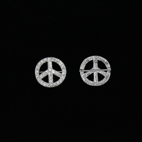 small peace Buckle (1pc)