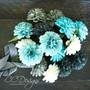 Dahlia Paper Flower Templates