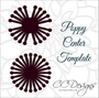 Anemones Paper Flower Templates