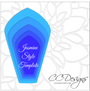 Jasmine style template