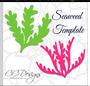 Seaweed template