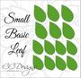 Small Basic Leaf Template