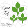 Sunflower Paper Flower Template - Small