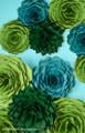 Paper Succulent Flowers | Succulent Flower Templates