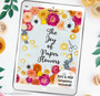 The Joy of Paper Flowers Ebook and Template Bundle