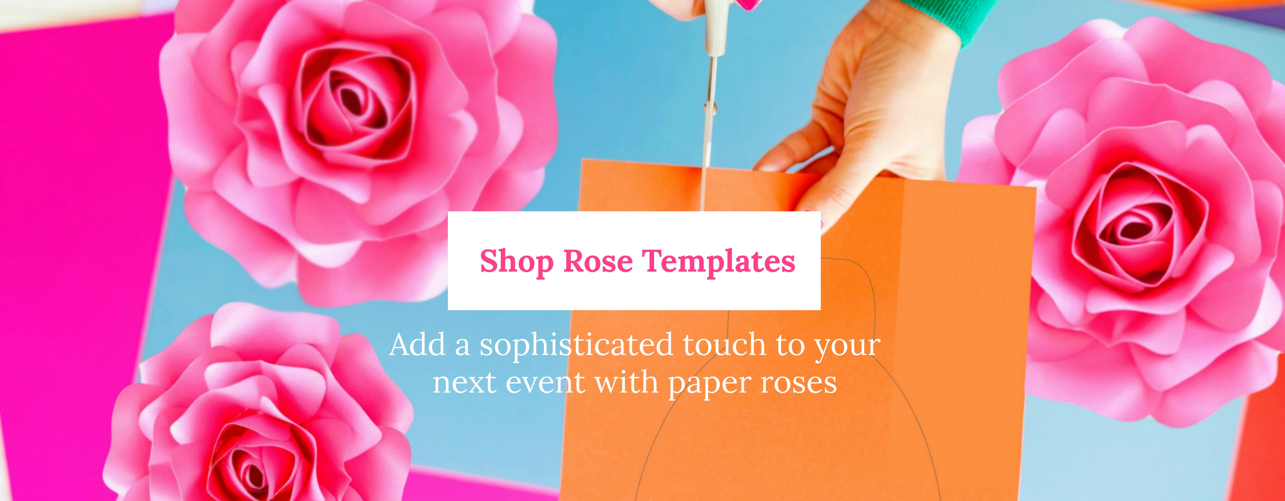 Paper Flower Templates How To Paper Flowers Flower Wall Backdrops
