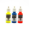 Fluorescent Acrylic Paint selection