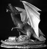 Smaug the Dragon Triumphant unprimed but assembled.