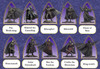 LR11-20 The Nine Nazgul individual pictures