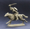 MS561 White Hand Orc Wolf Rider