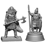 December 2020 - Grimbeorn and King Bain of Dale.