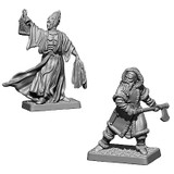 July 2021 Releases: Umli Half Dwarf and The Mouth of Sauron