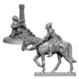 May 2021 Releases: Samwise Gamgee at the Three Farthing Stone and Deadman Captain Mounted.
