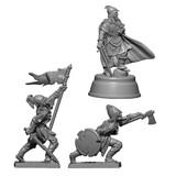 Christmas 2019 Releases - Deadmen of Dunharrow and Arvedui miniatures