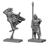 August 2019 Releases - Elven Mariner and Cardolanian Ragger miniatures