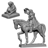 November 2018 Releases: Pippin and Palantir™ and Dunedain Ranger with hawk.