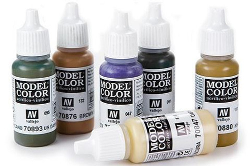 Model Color Matt paint