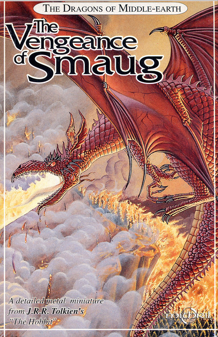 MB345 Vengeance of Smaug box cover
