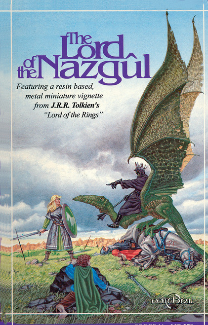 MB279 Lord of the Nazgul box cover.