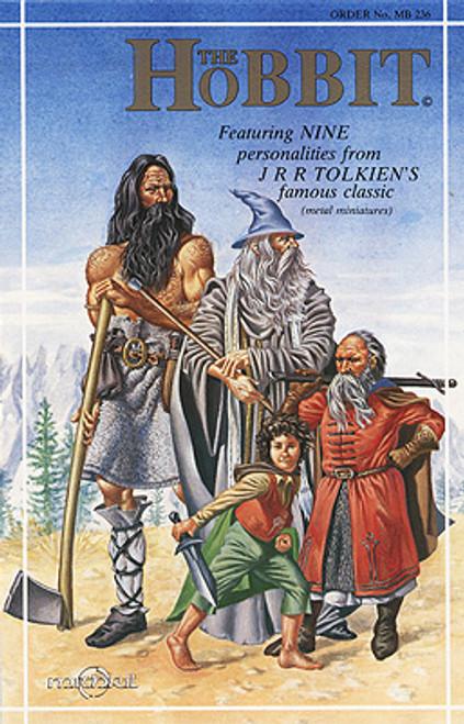 MB236 The Hobbit Box Set cover