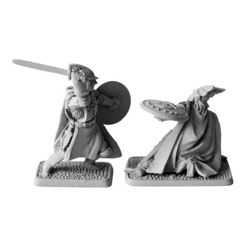 MS614 Eldacar fighting Castamir