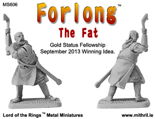 MS606 Forlong the Fat