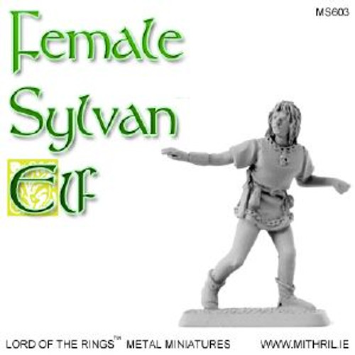 MS603 Female Sylvan Elf