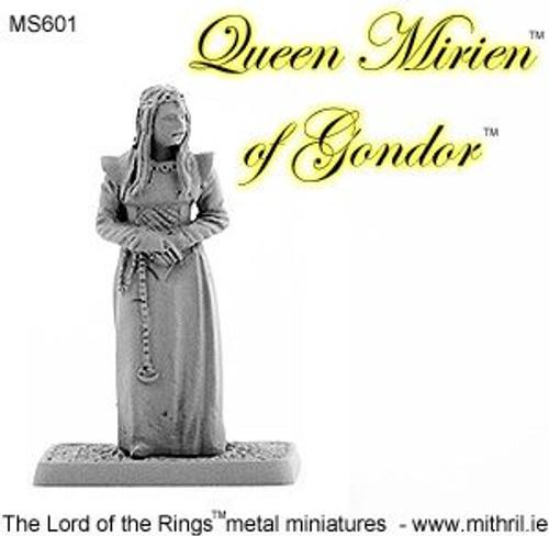 MS601 Queen Mirien of Gondor