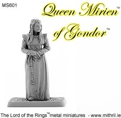 MS601 Queen Mirien of Gondor