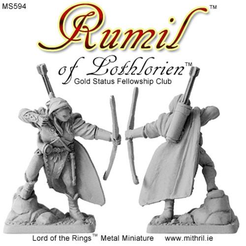 MS594 Rumil of Lothlorien