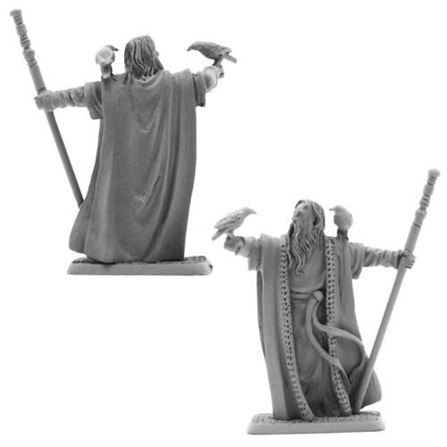 MS573 Crebain reporting to Saruman