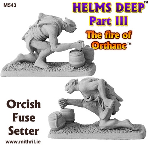 M543 Orcish Fuse Setter