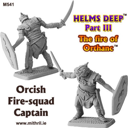 M541 Orcish Fire-squad captain