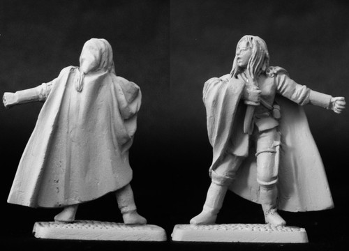 MS537 Female Assassin of Dol Amroth