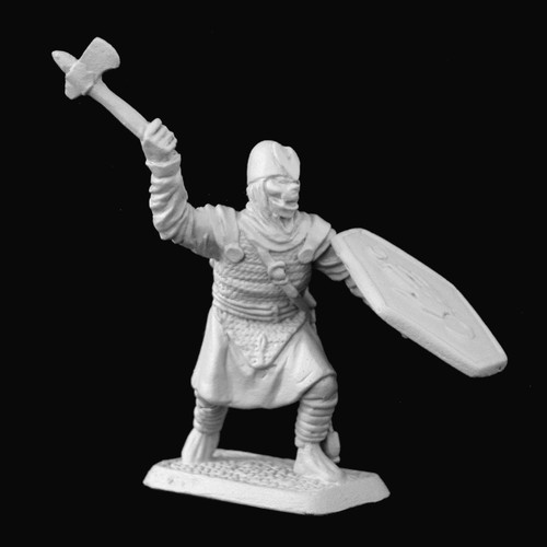 M515 Mailed Half-Orc with Axe