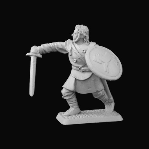 M510 Rohir Warrior bareheaded with sword