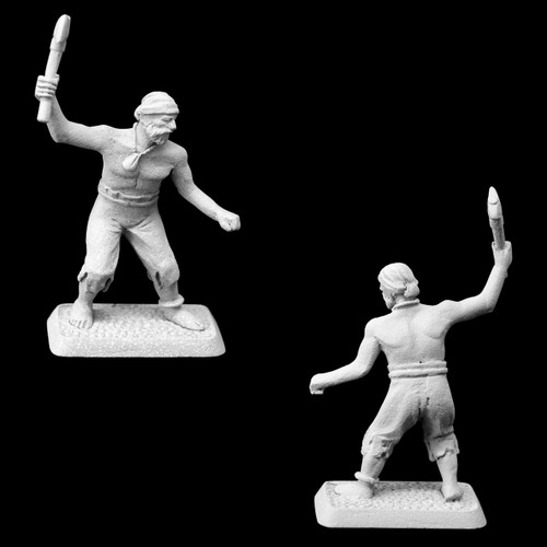 M472 Corsairs Slave Oarsman with axe.