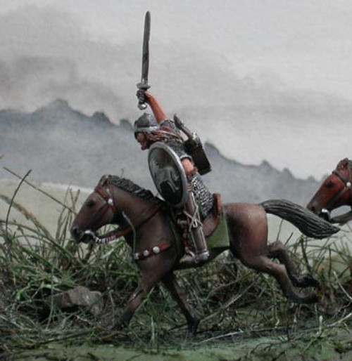 M4 Mounted Rider of Rohan