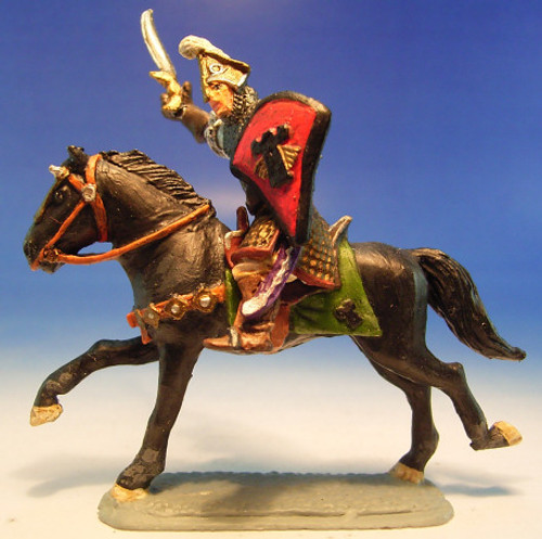 M42 Mannish captain on horseback