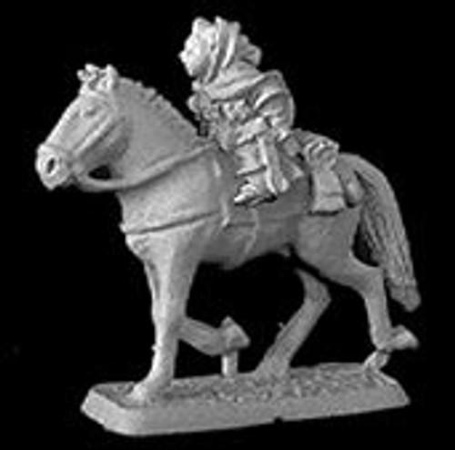 Hobbit scout on pony