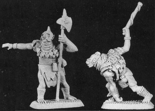 Uruk-Hai Royal Guardsmen